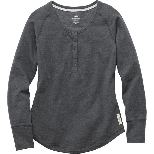 Women's Roots River Rock Henley