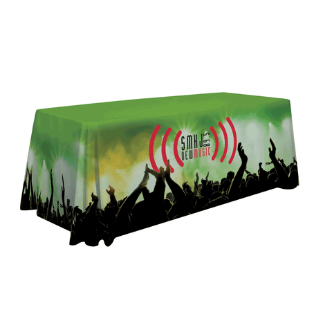 Dye-Sublimated Table Cover
