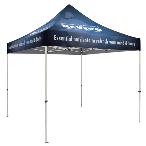 10' Sublimated Deluxe Tent