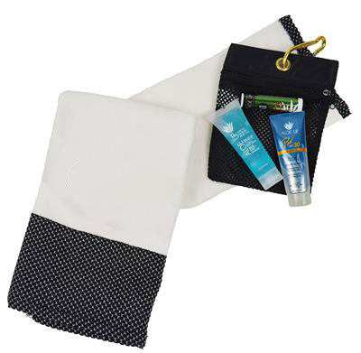Golf Towel & Sun Kit