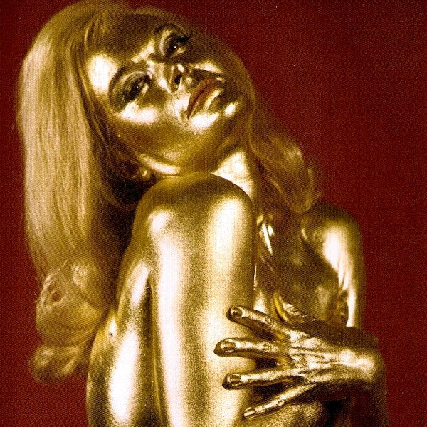 Shirley Eaton in 'Goldfinger', 1964