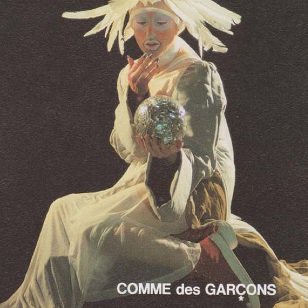 Cindy Sherman for Comme des Garcons. Rei Kawakubo. Art. Fashion. Photography. Editorial. Model. Feminism. Feminist Art. Article. Kids of Dada