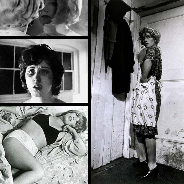 Cindy Sherman, Untitled Film Stills, 1977–1980. Female Stereotypes.
