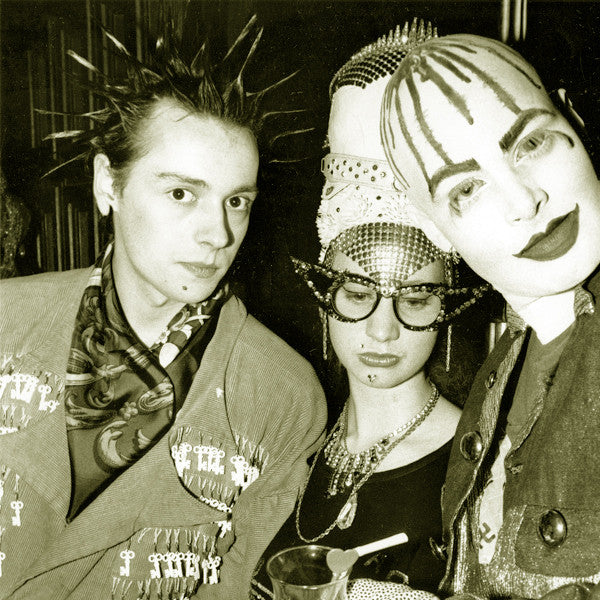 'Trojan, Nicola Bowery and Leigh Bowery, 1958', Taboo 1948-86, by Dave Swindells