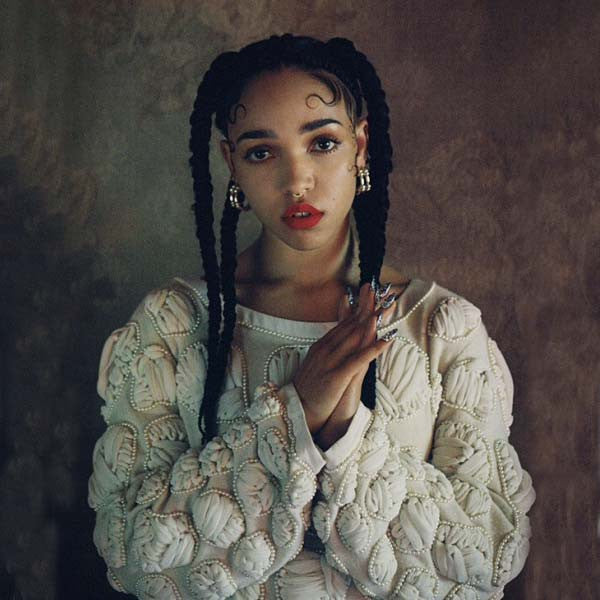 FKA Twigs by Jamie James Medina