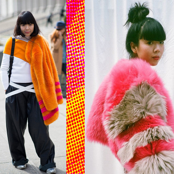 Susie Bubble has been blogging for nearly ten years. She not only writes but collaborates with fashion power brands such as Louis Vuitton