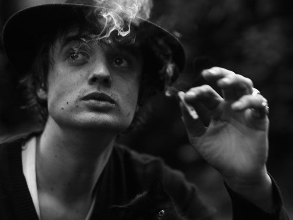 Hedi Slimane_Pete Doherty_portrait_Photography_iconic_art_fashion_music_rock_documentary_YSL_article_Kids of Dada