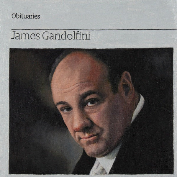 Hugh Mendes, 'Obituary James Gandolfini', 2013