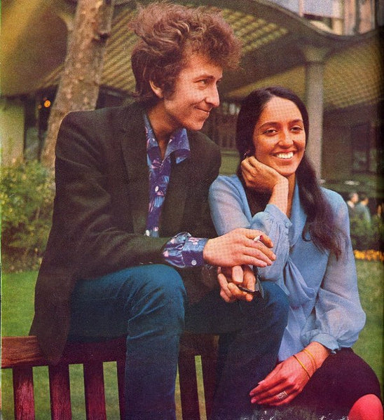 Joan Baez on Bob Dylan – 'Diamonds and Rust'