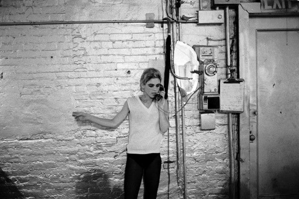 Edie Sedgwick in The Factory NYC, 1965-67
