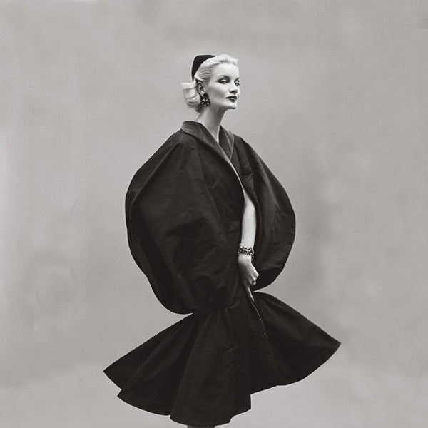 Sunny Harnett by Richard Avedon, 1954uty_vintage_icon_fashion_style_article_Kids of Dada