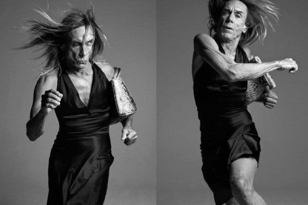 Iggy Pop by Mikael Jansson, 2011