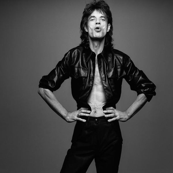 MICK JAGGER: THE FRONTMAN OF STYLE