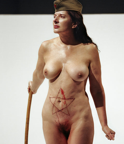 The Bare Truth  Nude Performance Art Uses The Female Body -3781