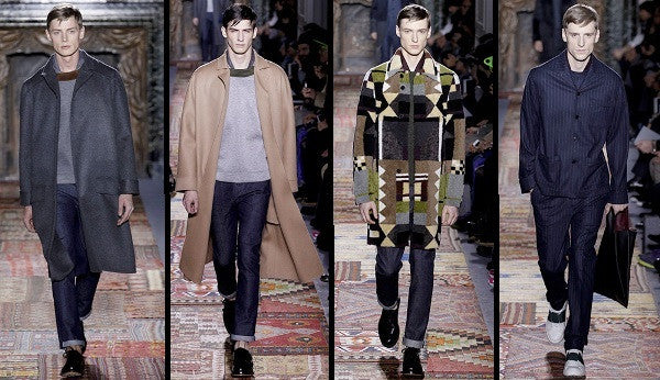 Valentino AW14 by HommeModel