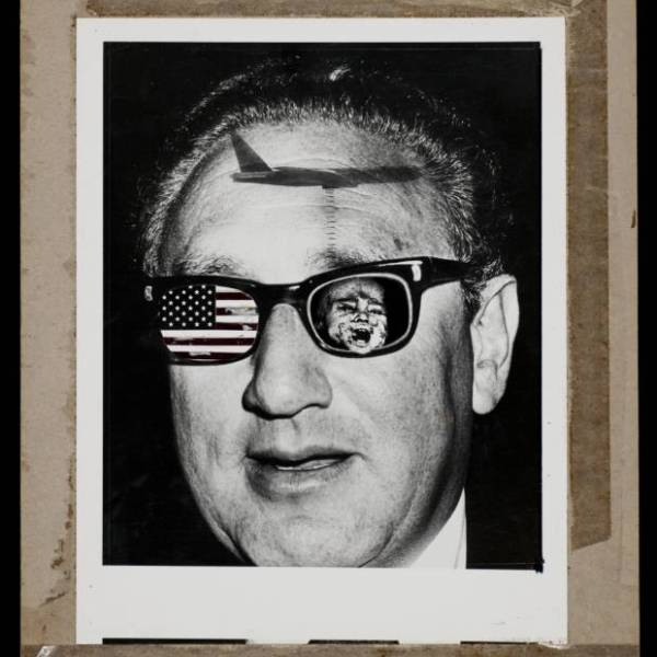 Peter Kennard, 'The Kissinger Mind', 1979