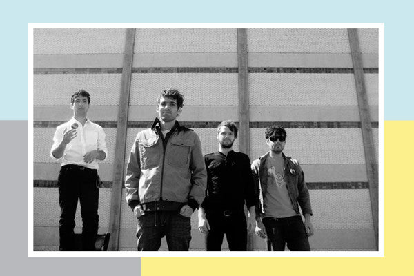 Suuns' music mimics the effortless psychedelic sixties