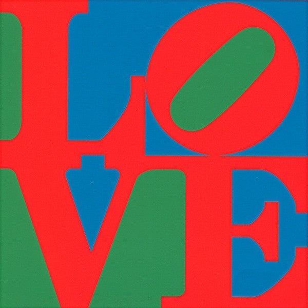 Robert Indiana, 'LOVE', 1967