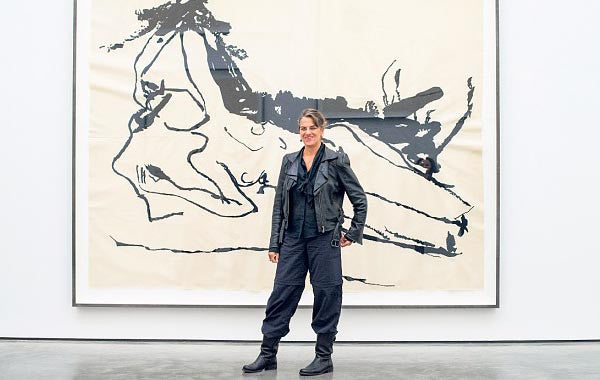 Tracey Emin_The Last Great Adventure is You_White Cube_exhibition_2014_art_painting_illustration_review_article_Kids of Dada