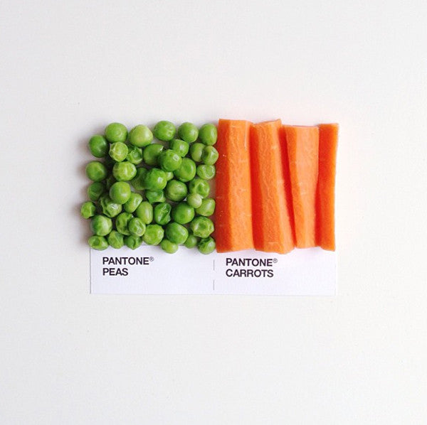 David Schwen 'Pantone Pairings', 2014