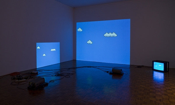 Cory Arcangel, 'Super Mario Clouds', 2003