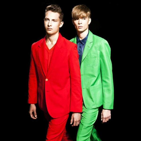 Mario Brothers for Eli Schmidt, SS12