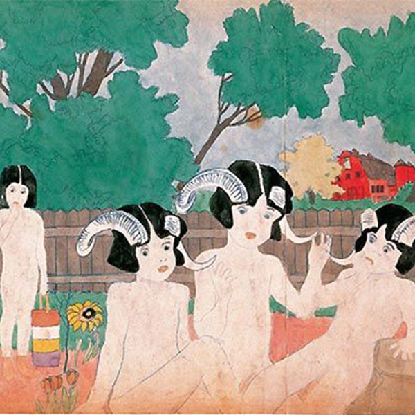 henry darger_fantasy_outsider art_children_controversial_illustration_caretaker_article_Kids of Dada