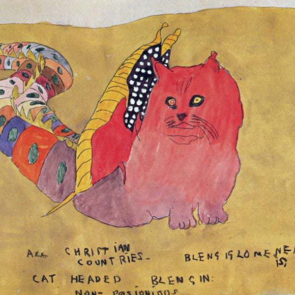 henry darger_cat_fantasy_outsider art_children_controversial_illustration_caretaker_article_Kids of Dada