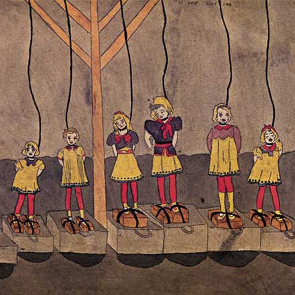 henry darger_600_death_violence_outsider art_children_controversial_illustration_caretaker_article_Kids of Dada