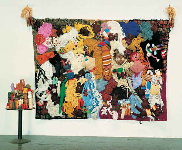More Love Hours Than Can Ever Be Repaid- Mike Kelley, 1987