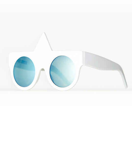 Fakoshima_sunglasses_accessory_under_300_Italian_acetate_white_geometric_shape_round_lenses_futuristic_fashion_kidsofdada