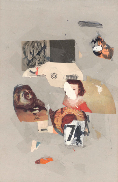 Micosch_Holland_Original_Mixed-media_Collage_2015_Surreal_affordable_under-500_Kids-of-Dada_Contempoary