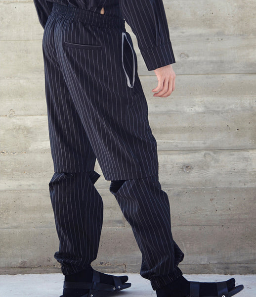 Path_pinstripe_sweatpants_215_cotton_blend_sporty_streetstyle_cuffs_waist-band_mens_fashion_kidsofdada