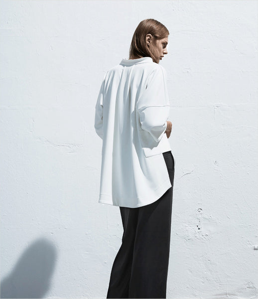 Arethé-Stockholm_white_asymmetric_drop_hemline_top_shirt_volume_balloon_COS_minimal_fashion_womens_120_kidsofdada