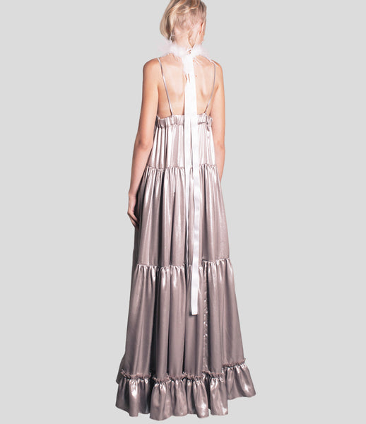 Jean-Gritsfeldt_silver_dress_floor-length_tiers_womens_fashion_silk_kidsofdada
