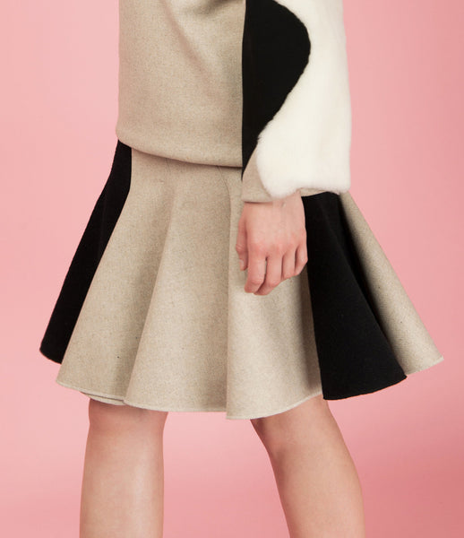 Tianchi-Ma_Alexander-Wang_cashmere_sportswear_pleated_pleat_skirt_wool_beige_black_womens_fashion_kidsofdada