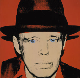 JOSEPH BEUYS:  I LIKE AMERICA AND AMERICA LIKES ME