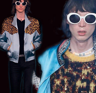 THE HEDI SLIMANE EFFECT ON YVES SAINT LAURENT