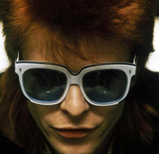DAVID BOWIE PUSHED THE LIMITS OF MUSIC, ART & FASHION