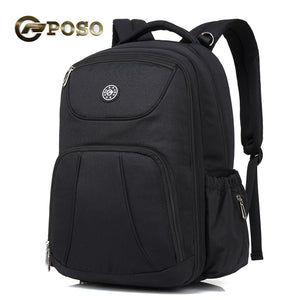 POSO Maternity Bag Multi-function Large-Capacity Handbag Out Waterproof Mother Backpack