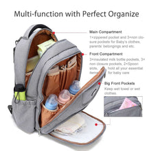 Load image into Gallery viewer, POSO Maternity Bag Multi-function Large-Capacity Handbag Out Waterproof Mother Backpack