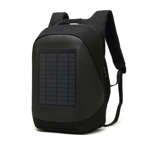 2019 Solar Backpack 15.6 inch Laptop Backpack Solar Charging Travel Backpack