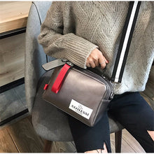 Load image into Gallery viewer, 2019 Double Zipper Designer Solid Color Women Bag Women's Large Capacity Luxury Handbags