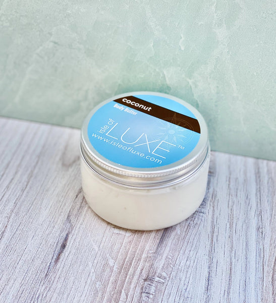 COCONUT 4oz Body Butter