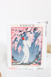 """Cherry Blossoms"" Vogue Puzzle 1,000 PC"