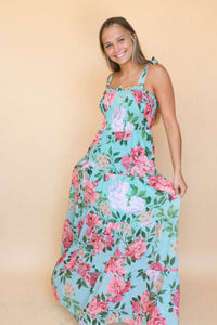 Rose Gold Sequin Sleeve Sweatshirt
