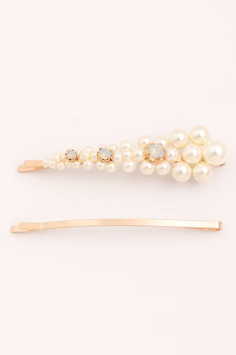 Multi-Pearl 2 Hair Pin Set