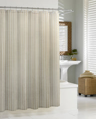 Linen Chevron Show Curtain