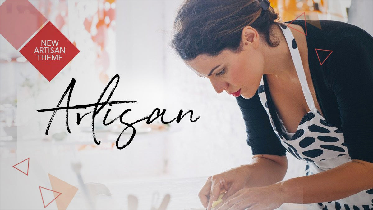 Artisan new premium Shopify theme