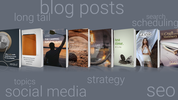 Strategic Content Marketing 101: Fueling your blog, social media and SEO efforts